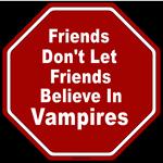 Friends Don't Let Friends: