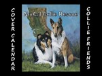 Collie Rescue Wall Calendars