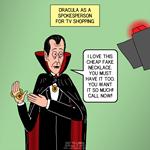 Dracula Spokesperson