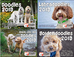 2019 Doodle Calendars