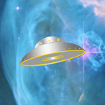 UFO, Flying Saucer, Spaceship