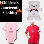 Childern's Juneteenth Clothing