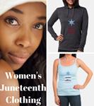 Women's Juneteenth Clothing