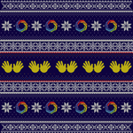 Flappy Holidays Ugly Sweater