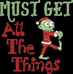 Get Things Zombie Santa