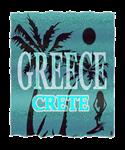 Greece Crete Beach Scene