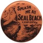 Splash Me At Seal Beach Button