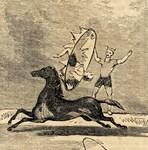 Circus Acrobats of 1856
