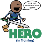 Roy: Hero-in-Training