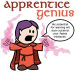 Vaarsuvius: Apprentice Genius
