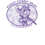 Plucky Comedy Relief