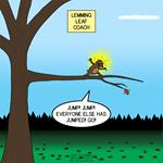 Lemming Leaf Coach