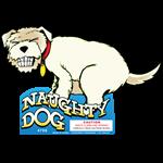 Naughty Dog Firework Design