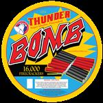 Thunderbomb Firecracker Design