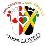 Canadian Jamaican Baby