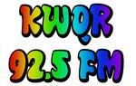 KWQR 92.5FM