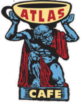 Atlas Cafe Man