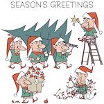 Light Apparel (Season's Greetings)