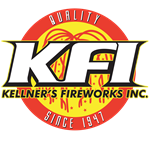 Kellners Fireworks Logo