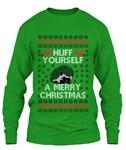 Huffy Christmas!