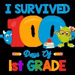 Survived 100 1st Grade