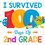 Survived 100 2nd Grade