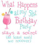51st Birthday Party