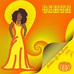 OSHUN GODDESS OF THE RIVERS