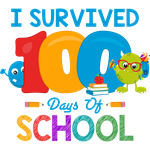 Survived 100 Days Of School