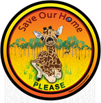 Save Our Home: Baby Giraffe Rd