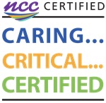 Caring...Critical...CERTIFIED