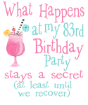 83rd Birthday Party
