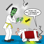 Monster Karate