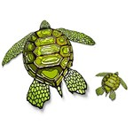I Swim with Sea Turtles