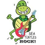 Sea Turtles Rock