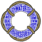 Water Rescue Life Ring