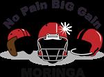 NO PAIN BIG GAIN- FOOTBALL
