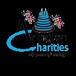 Arlington Charities 40 Years Logo