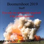 Boomershoot 2019 Staff