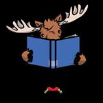 Library Moose Shirts