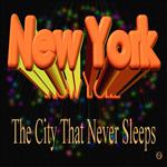 New York The City That Never Sleeps