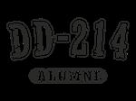 Vintage DD 214 Alumni