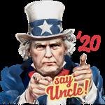 Uncle Trump President 2020