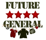 Future Four Star General for Baby