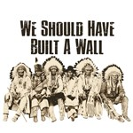 Should have built a wall