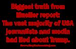 Mueller Report Big Truth
