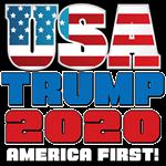 Trump 2020! VOTE!