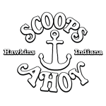SCOOPS AHOY!