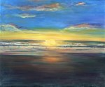 Clamming at Sunset