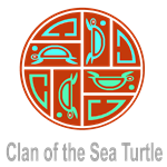 SEA TURTLE MANDALA